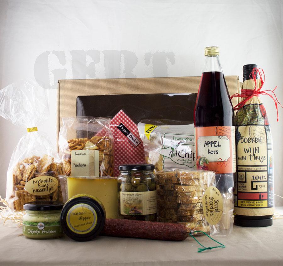 Boer Gert - Kerstpakket