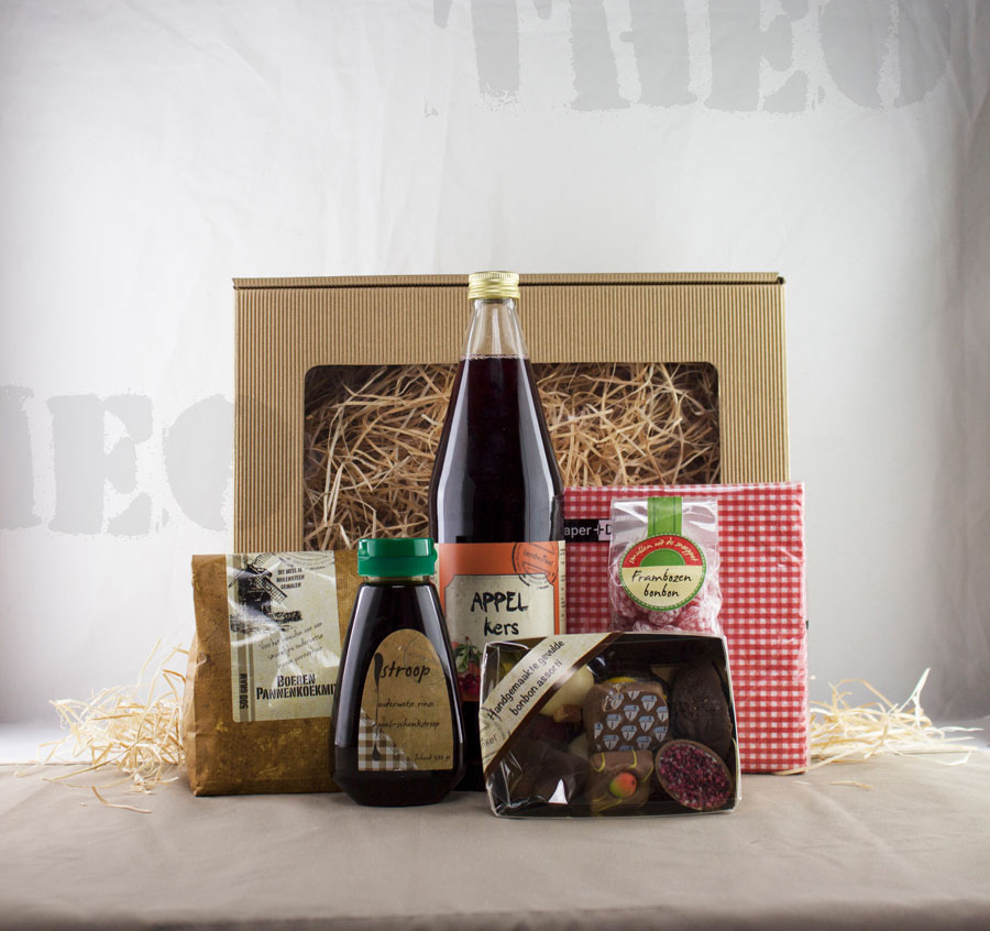 Boer Theo - Kerstpakket