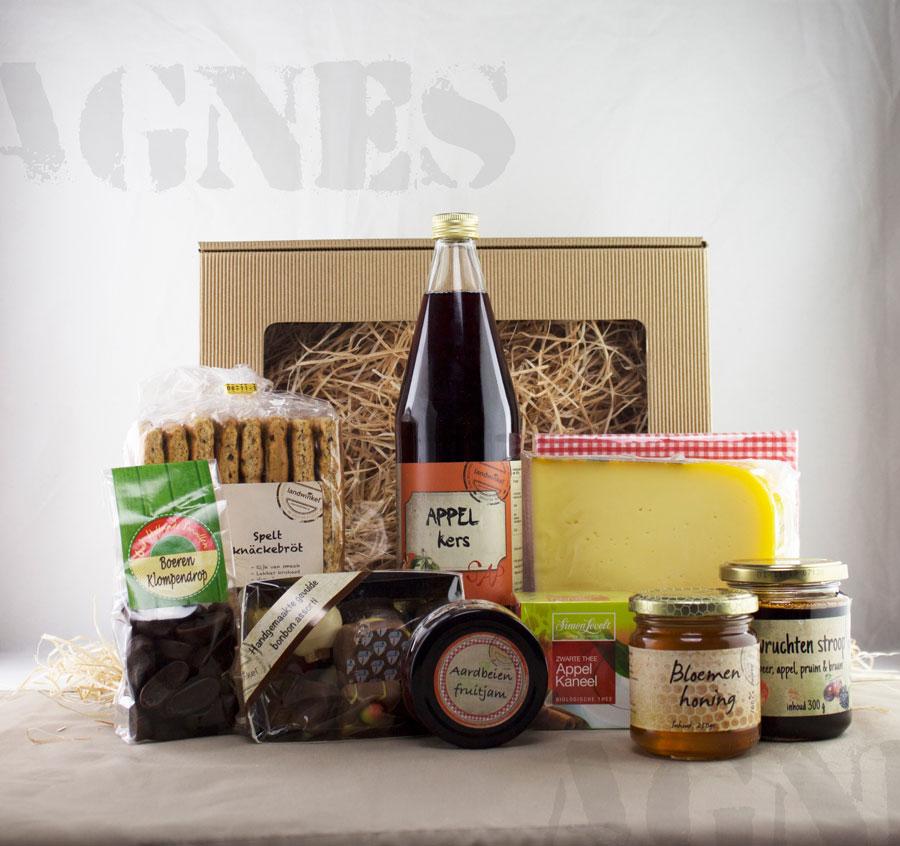 Boerin Agnes - Kerstpakket