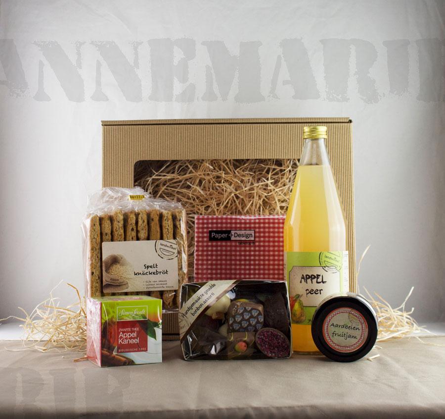 Boerin Annemarie - kerstpakket