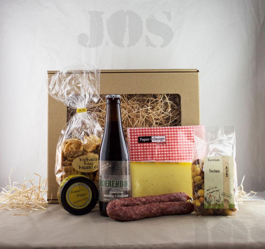 Boer Jos - Kerstpakket