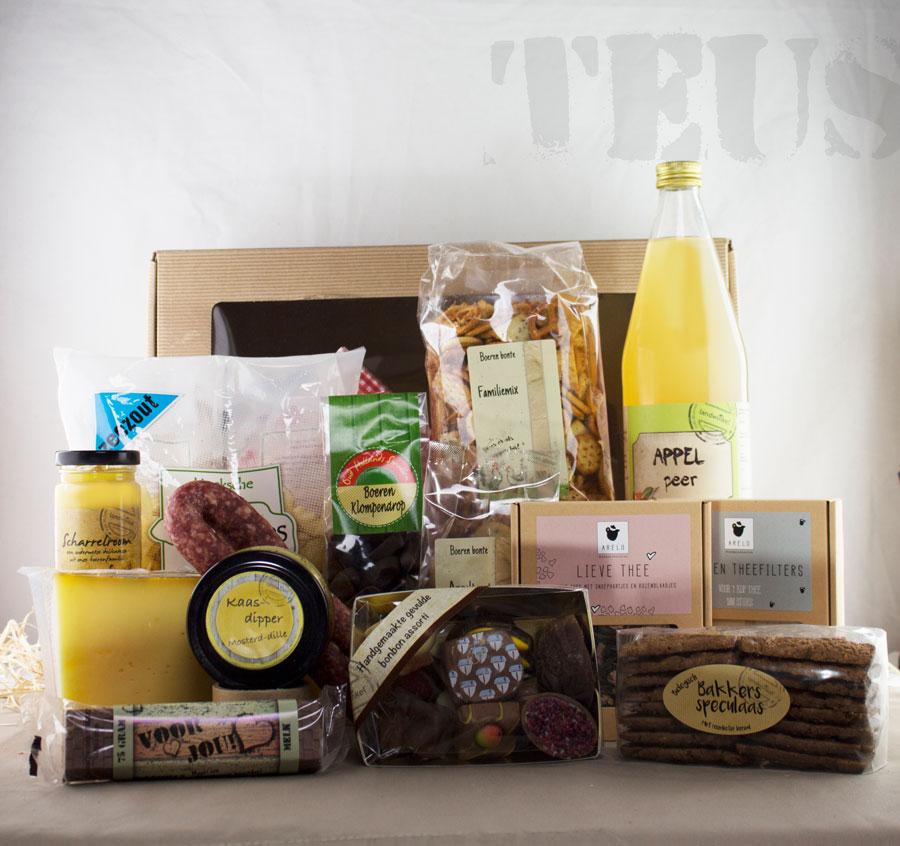 Boer Teus - Kerstpakket