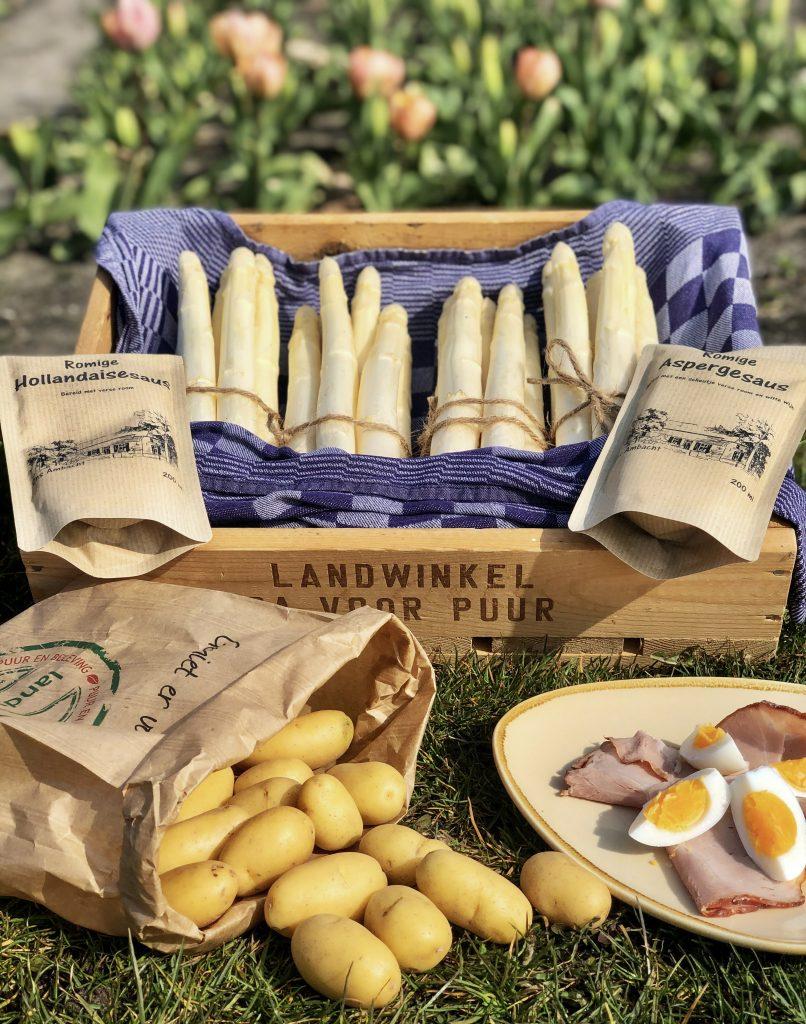 asperges landwinkel de eekhoeve veenendaal